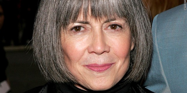 Anne Rice: horror, amore e fantasia
