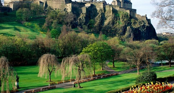 Viaggiare in Scozia: Edimburgo, la città di Harry Potter