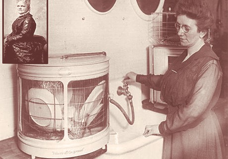 Josephine Garis Cochrane: l'inventrice della lavastoviglie