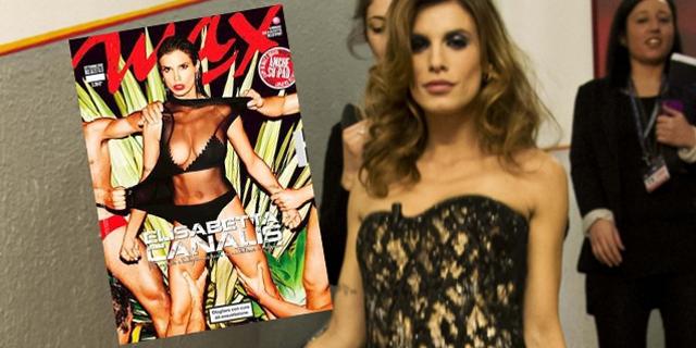 """Elisabetta Canalis in versione fetish: """"Scene di sesso? Solo se richieste da Tarantino!"""""""