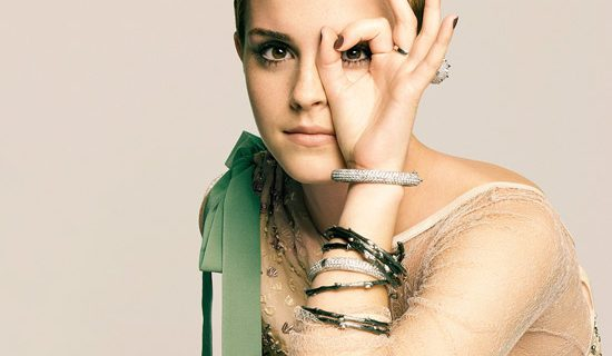 Emma Watson, la bella Hermione di Harry Potter