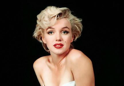 "Marilyn Monroe: ""diamonds are a girls best friends!"""
