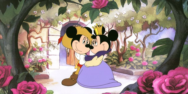 L'Amore alla Walt Disney non esiste!