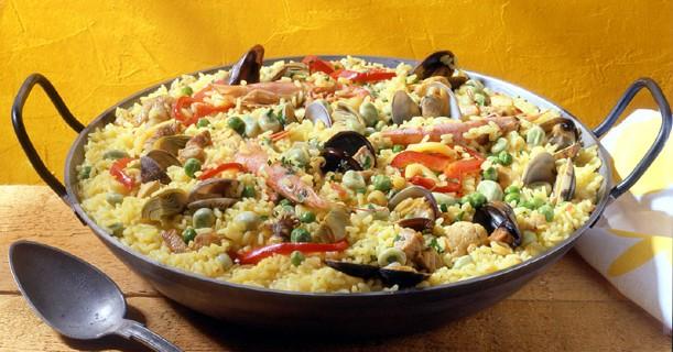 Paella alla Valenciana: la versione classica e originale del più gustoso ed amato piatto spagnolo.