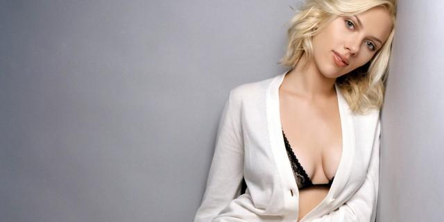 Scarlett Johansson, la musa di Woody Allen