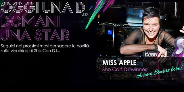 She Can DJ, il contest italiano per aspiranti DJ donne incorona la regina della consolle