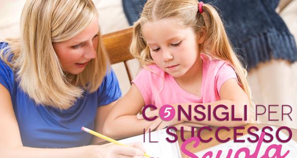 5 consigli per iniziare con successo l'anno scolastico