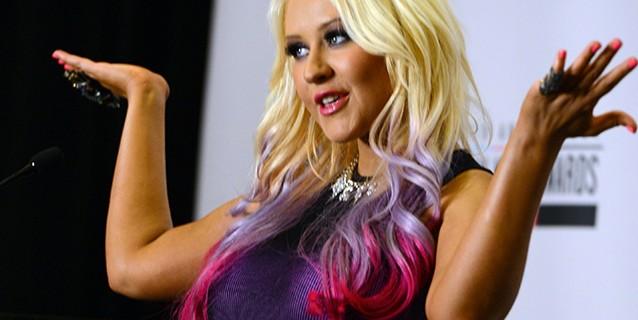 """Christina Aguilera e le altre: """"Grasso è bello"""""""