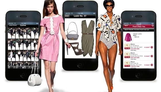 Le Fashion Apps che non possono mancare sul tuo smartphone