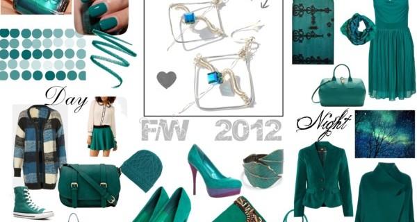 look green wood verde smeraldo
