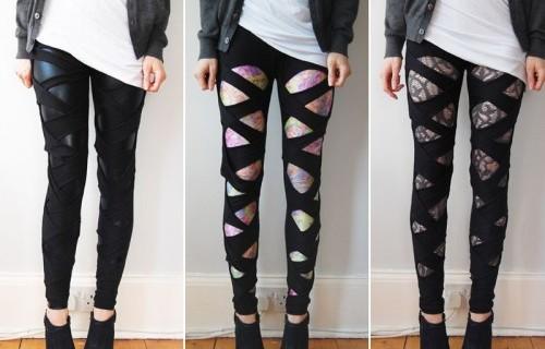5 Regole per indossare i Leggings: non sono Pantaloni