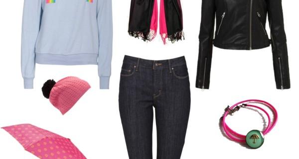 Idee fashion per i giorni di pioggia