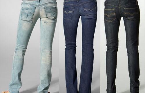 Pillole di storia della moda: I Blue-Jeans.