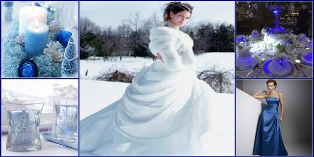 I pro del matrimonio invernale. Renderlo magico, si può.