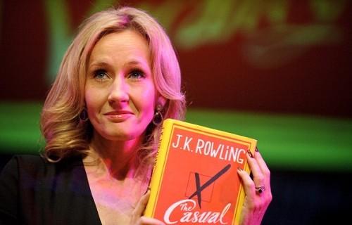 Il Seggio Vacante: il nuovo libro di J.K. Rowling in libreria dal 6 Dicembre