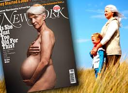 Mamme over 50: atto d'amore o d'egoismo?