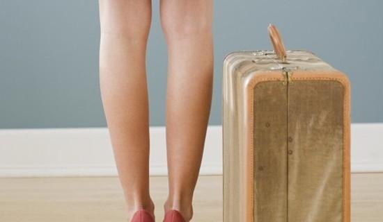 La valigia motorizzata: un aiutino a noi donne...esigenti!