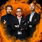 Masterchef 2 Italia: i giudici saranno più cattivi che mai.