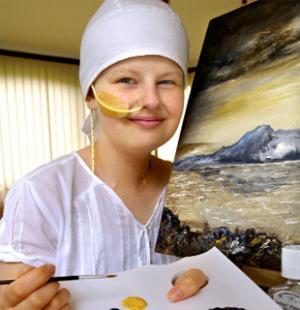 Muore per un linfoma la giovane Alice, che viveva tramite social network