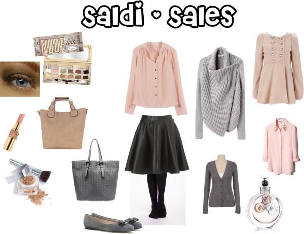 outfit saldi
