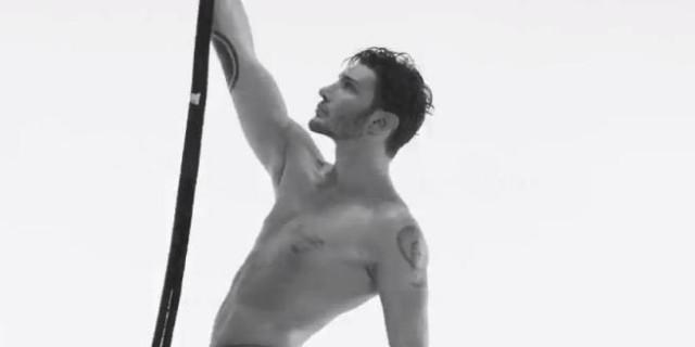 Stefano De Martino e il nudo integrale: ecco il video