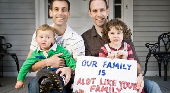 Coppie omosessuali e figli: una riflessione