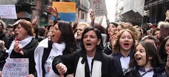Essere donne nel mondo: Italia