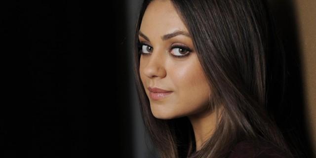 Mila Kunis, è lei la donna più sexy del pianeta secondo Esquire