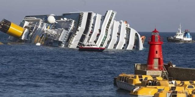 Costa Concordia: il primo triste anniversario.