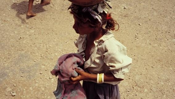 Piccole schiave del Perù.