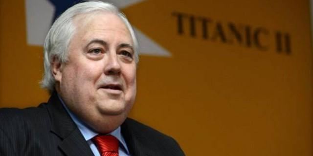 """Il Titanic salperà nel 2016: questa volta è """"Made in China"""""""