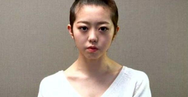 Star in Giappone: rasata e umiliata per aver trascorso una notte con il fidanzato