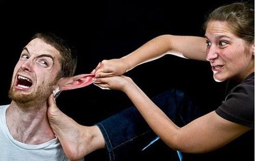Donne contro uomini: le frasi da non dire