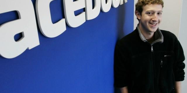 Zuckerberg, inventore di Facebook: miliardario, ma tirchio.