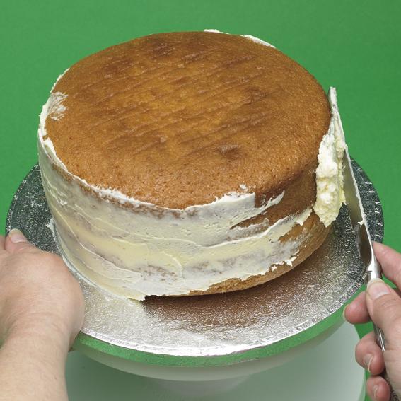 Cake Design Mania: gli isolanti e la ''stuccatura''.