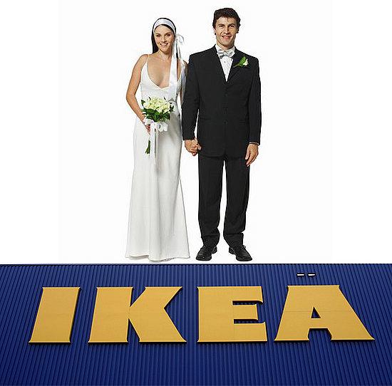 Nozze in uno store Ikea: come costruire un futuro insieme