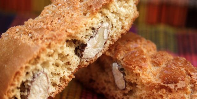Ricetta biscotti quaresimali alle mandorle