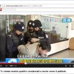 """Cina, esecuzione capitale in diretta: """"Che serva da esempio ad altri criminali"""""""