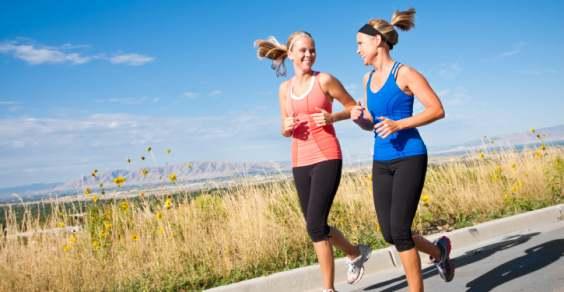 Jogging: elisir di lunga vita