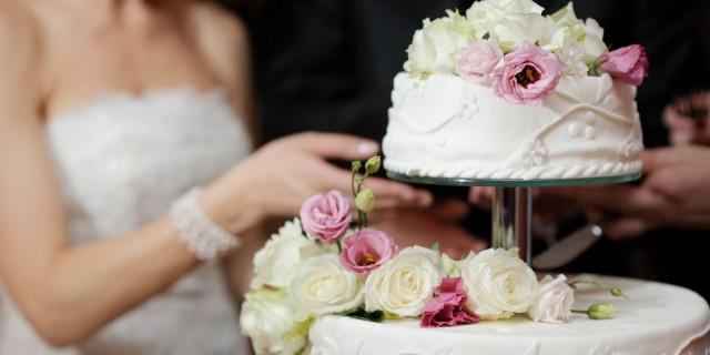 Matrimonio: invito per il taglio della torta