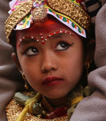 sposa bambina nepal