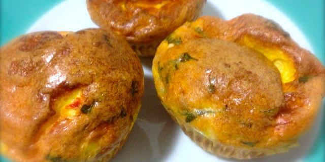 muffin frittata