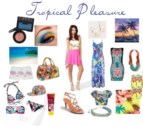 look-tropicale