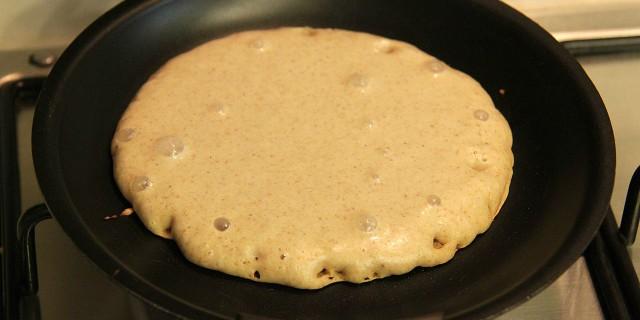 Pancake ai mirtilli per un risveglio made in USA