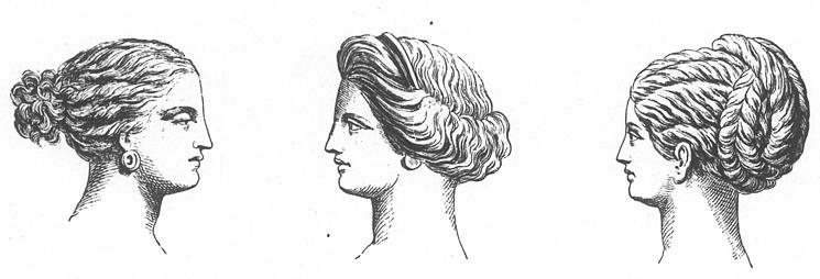 Donne dell'antica Grecia (II)