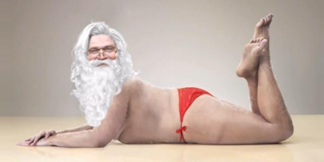 Ti photoshoppo Babbo Natale!