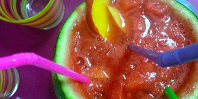 Cocomero Mesh. Il cocktail alla frutta home-made
