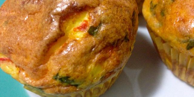 La ricetta dei Muffin di frittata