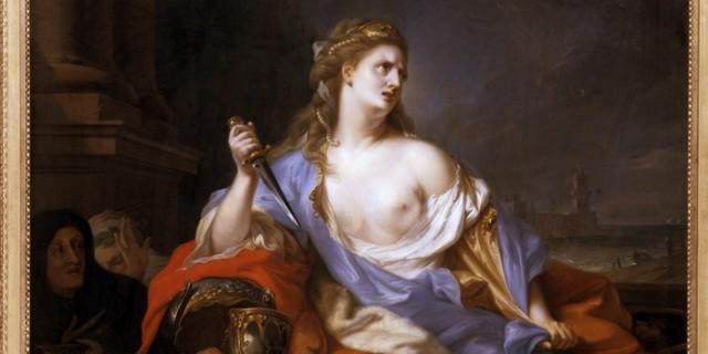Didone innamorata: donna divisa tra opposte tensioni