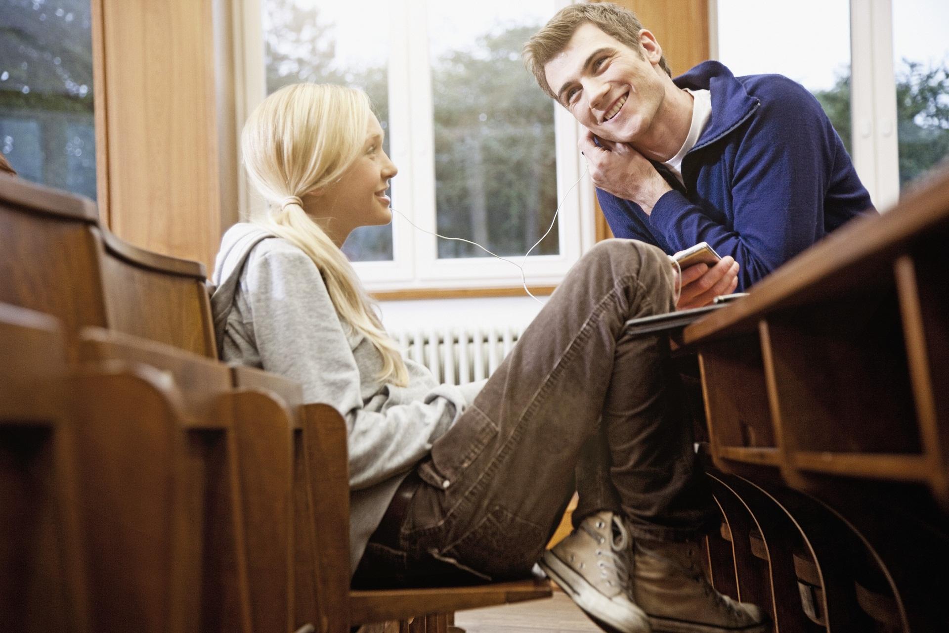 Le donne con amici maschi soffrono meno la depressione